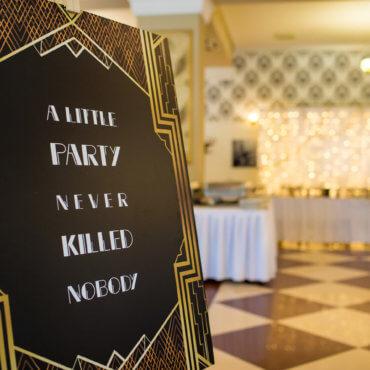 Esküvői felirat