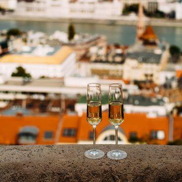Champagne, wedding