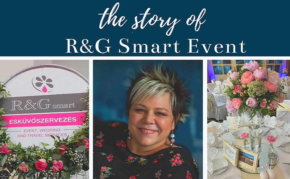 Hogyan született az R&G Smart Event rendezvényszervező cég?